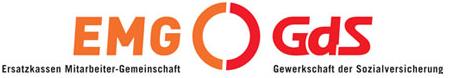 Ersatzkassen Mitarbeiter-Gemeinschaft EMG e.V. Logo